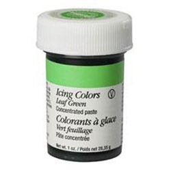 Leaf green (bledozelená)