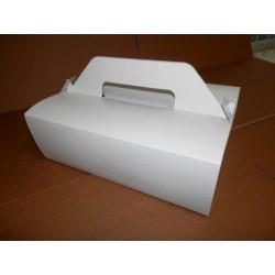 Krabica na zákusky s uchom