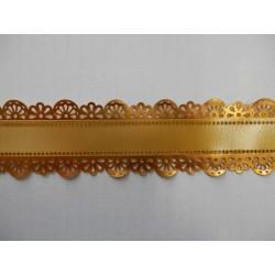 Stuha - zlatá